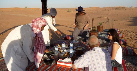 Desert Survival In Search of the Golden Camel