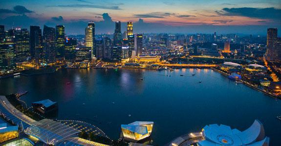 Singapore Teambuilding
